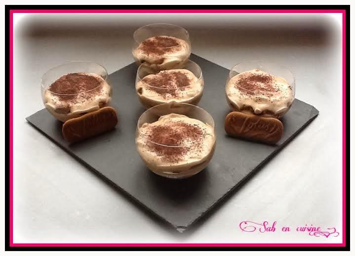 sab en cuisine recettes faciles tiramisu nutella sp culos. Black Bedroom Furniture Sets. Home Design Ideas