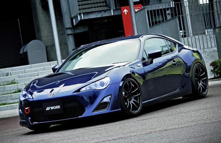 138. Zdjęcia #046: Toyota GT86 / Subaru BRZ / Scion FR-S. staryjaponiec blog 日本車 スポーツカー チューニングカー