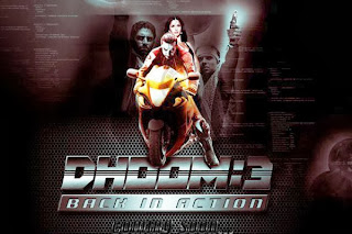 Katrina Kaif And Aamir Khan In Dhoom 3 Movie Trailer Motion Poster
