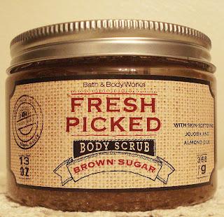New- Fresh Picked sugar scrub, soap and Tangerines  3.5.13