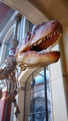 Vom Naturkundemuseum Berlin und Stoffmarkt Runzelfuesschen