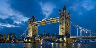 Tower Bridge London !