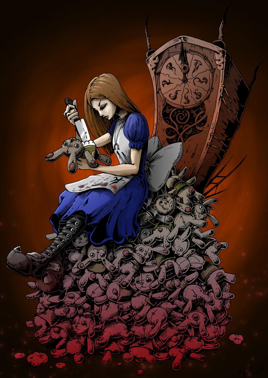 Alice por Inidria