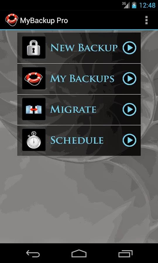 My Backup Pro v4.2.2