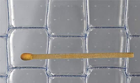 Isolamento acústico fica mais eficiente quando é perfurado