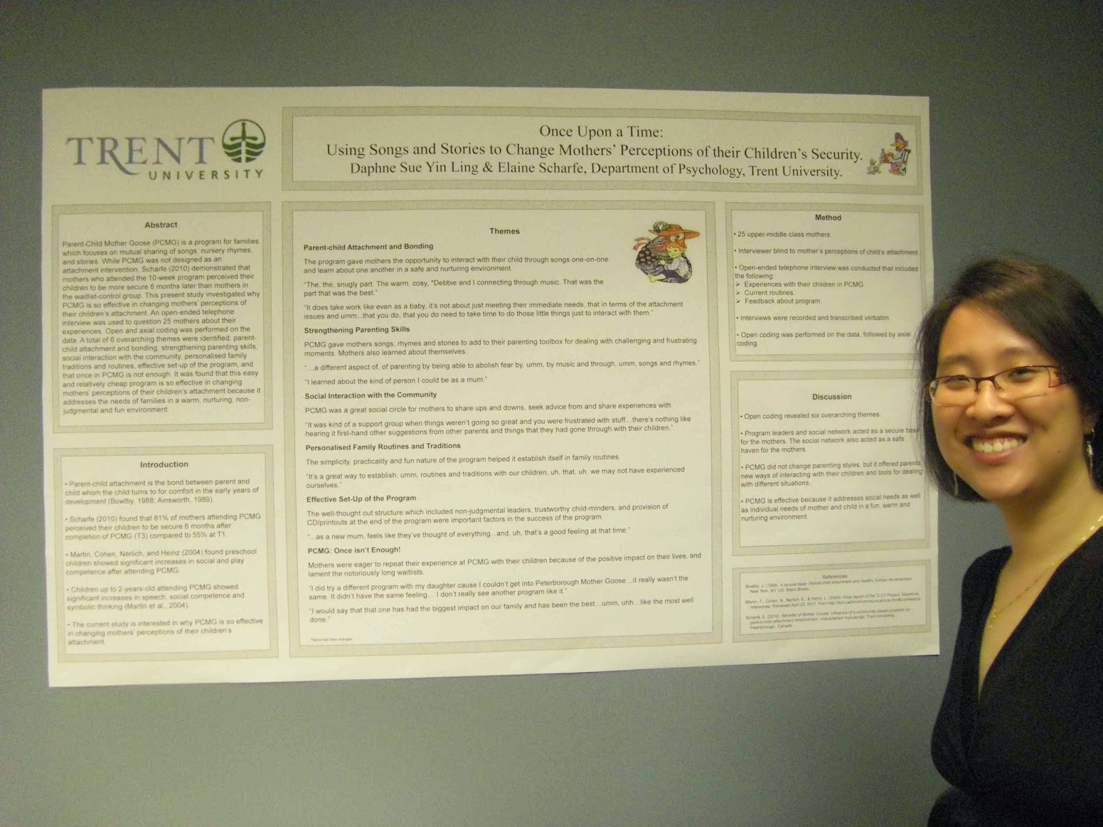 ontario undergraduate thesis conference 2011