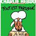 """La portada del Charlie Hebdo: """"Todo está perdonado"""""""