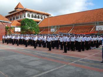 sekolah SMA terfavorit di Indonesia