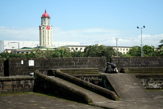 Intramuros Manila City Hall