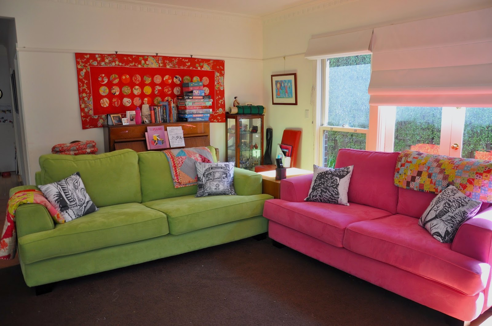 couches 2014. We\u0027re Not Afraid Of Color At Our Place ;-) Couches 2014