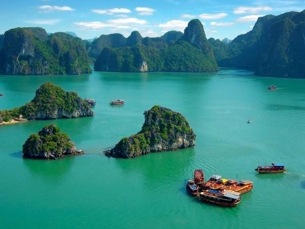 Long An Vietnam  city photos gallery : Ha Long Bay Vietnam Summer Site