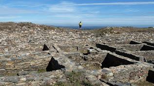 archeologische site castromayor: een ommetje waard