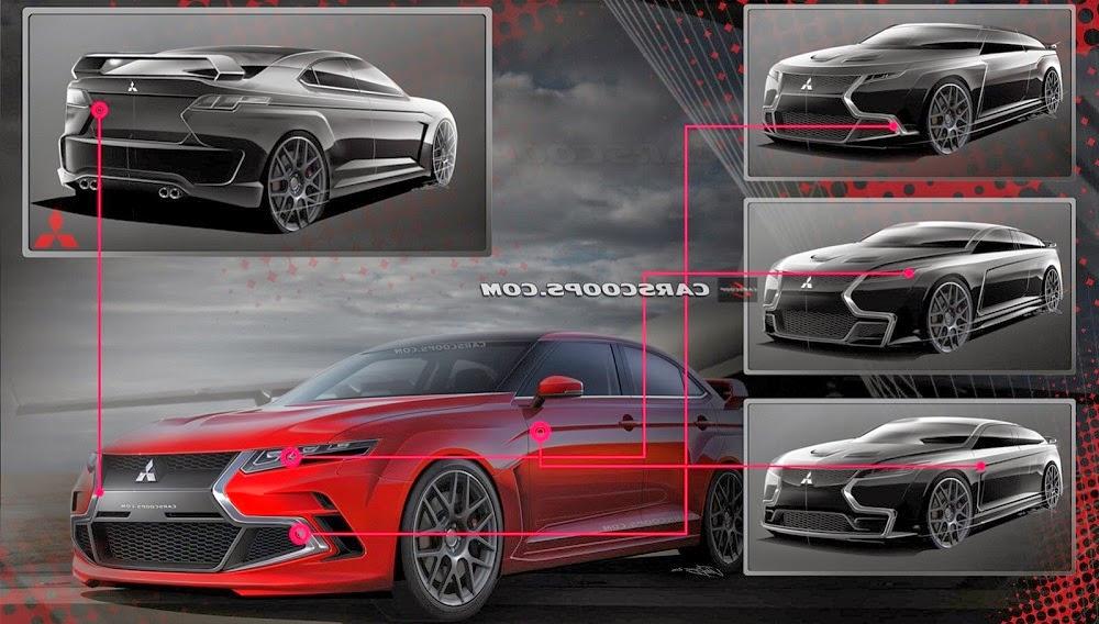 Mitsubishi Lancer XI Spesification