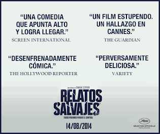 RELATOS SALVAJES