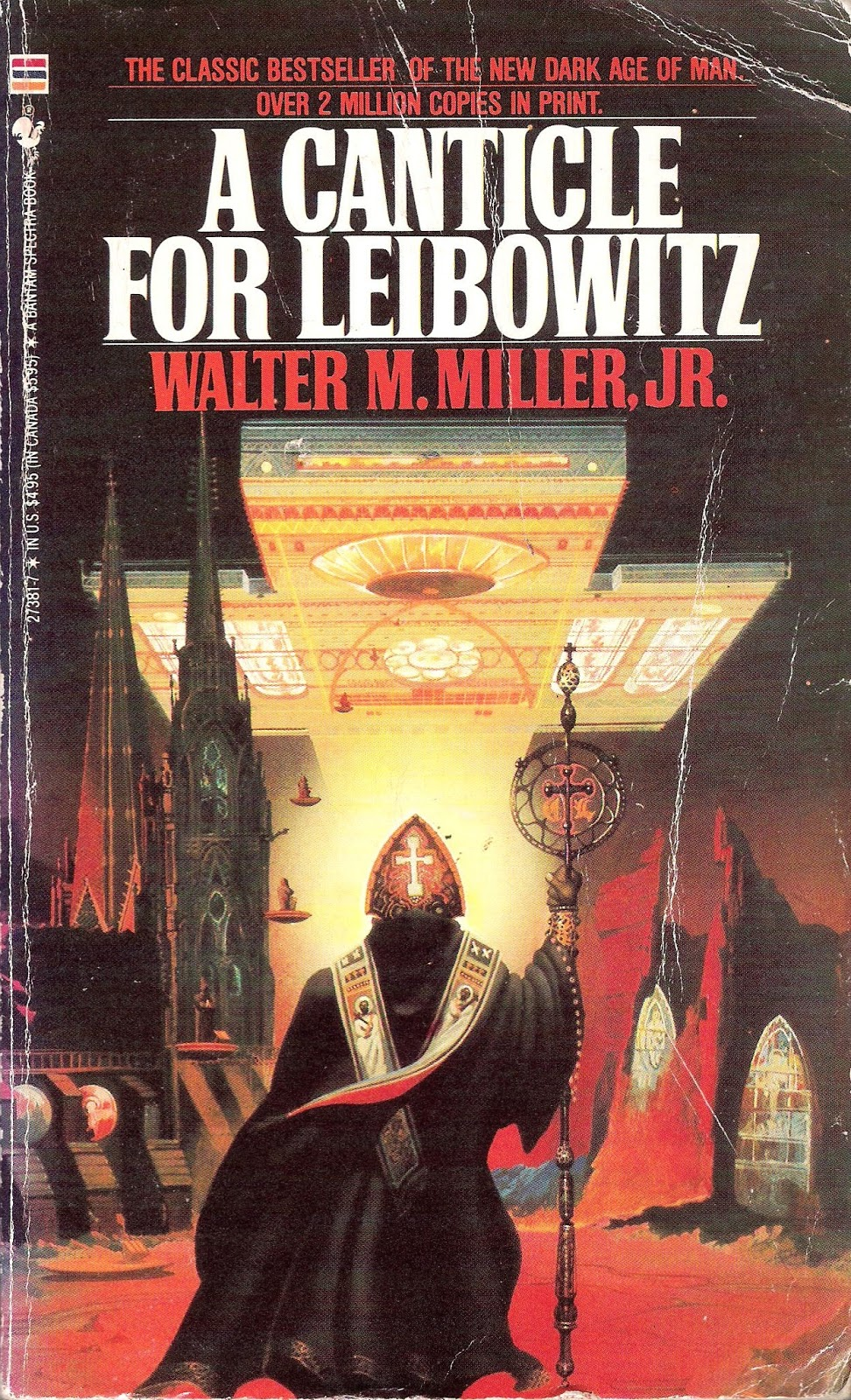 A Canticle for Liebowitz by Walter M. Miller Jr