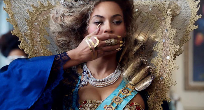 Beyoncé London 2013 O2 Arena, music video, youtube