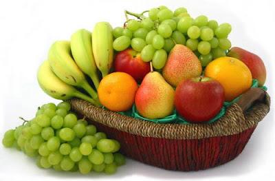 Fruteros y Frutas en la Decoración