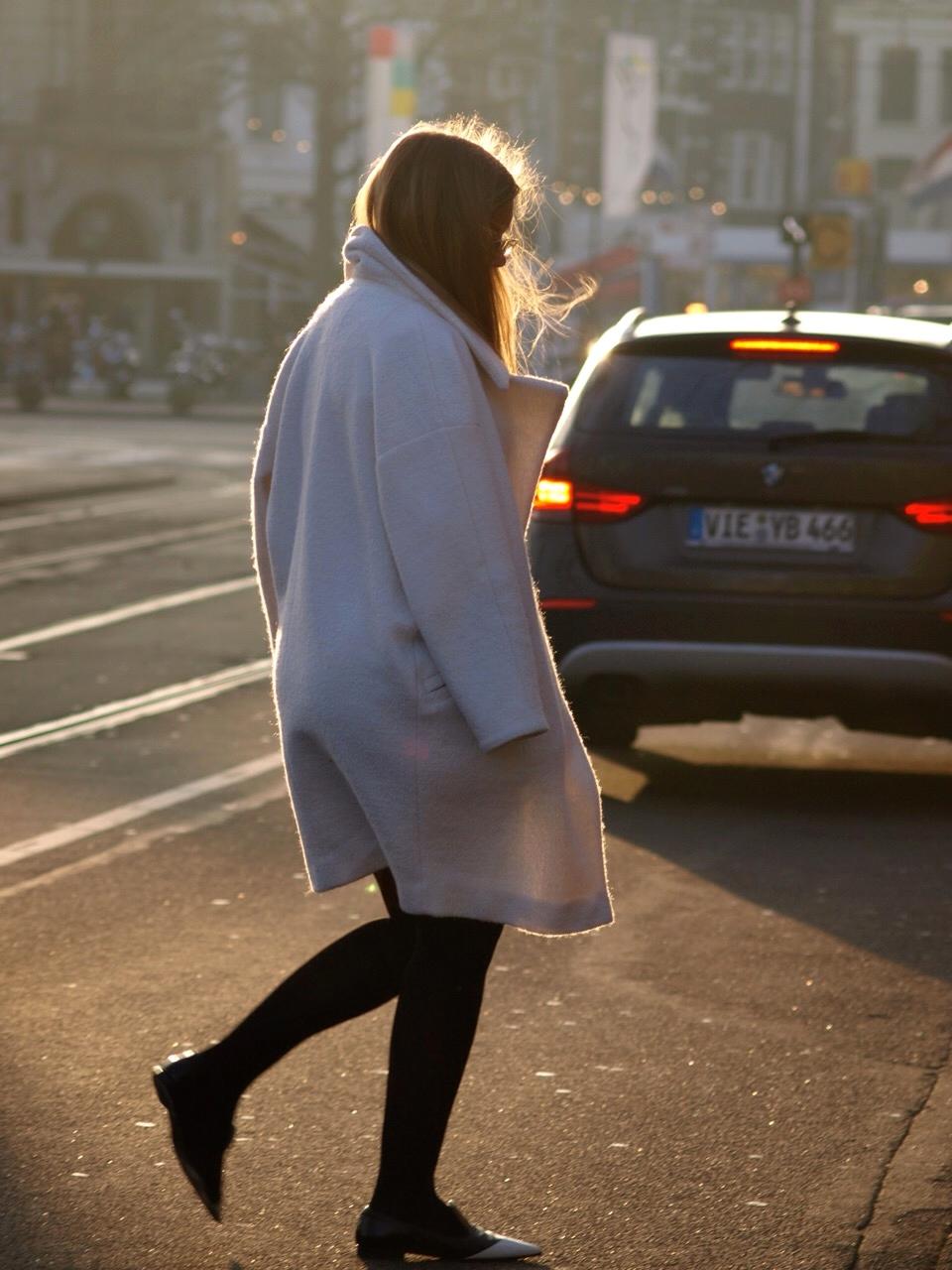 blogger, outfit, fashion, blog, dominique, candido, deau, asos, playsuit, coat, miu miu, prada