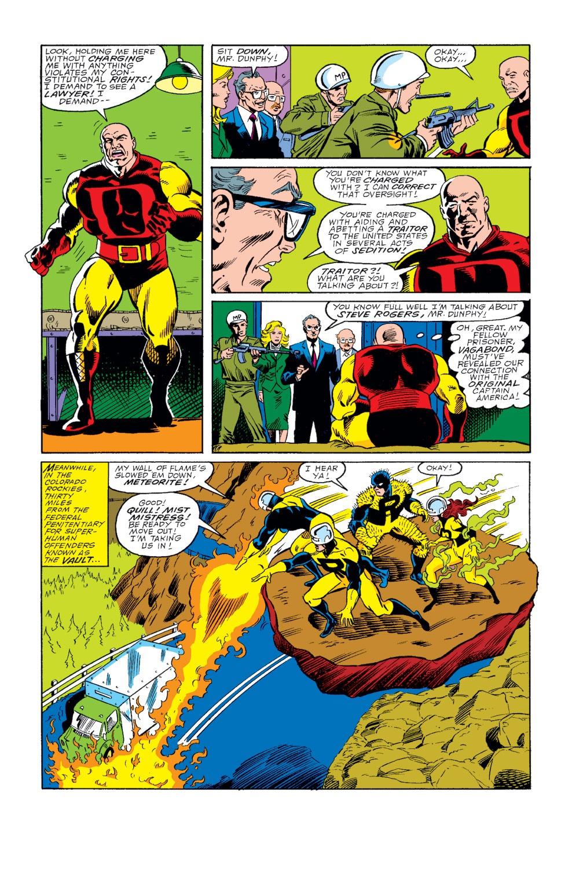 Captain America (1968) Issue #346 #276 - English 6