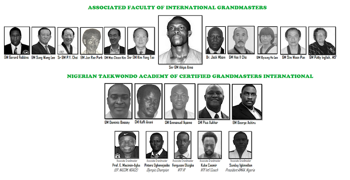 NATIONAL INSTITUTE OF CERTIFIED GRANDMASTERS