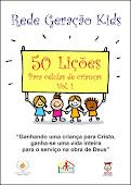 50 Lições para Crianças - Silvana Araújo