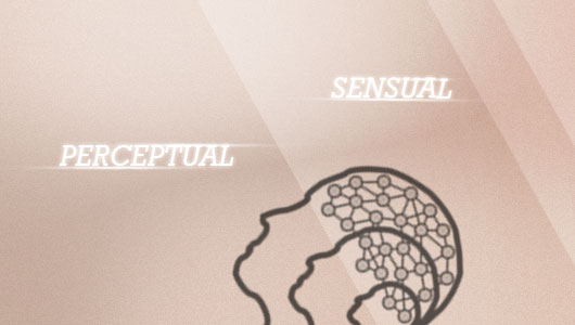 a view on the difference between sensation and perception Psychology class notes for sensation and perception psychology created by a psychology instructor just for psychology students  difference threshold - the .