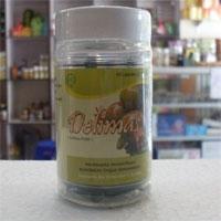 kapsul kulit buah delima