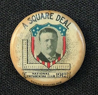 Theodore Roosevelt promises a square deal