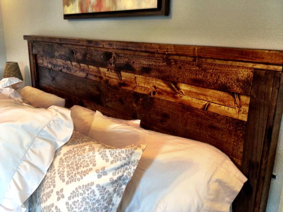 21 Wood Headboard Design Ideas The Grey Home