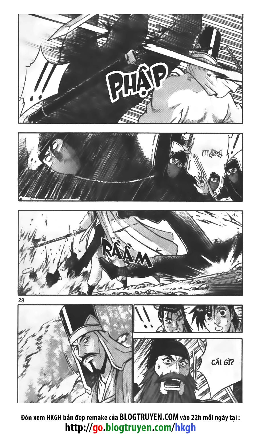 Hiệp Khách Giang Hồ trang 7
