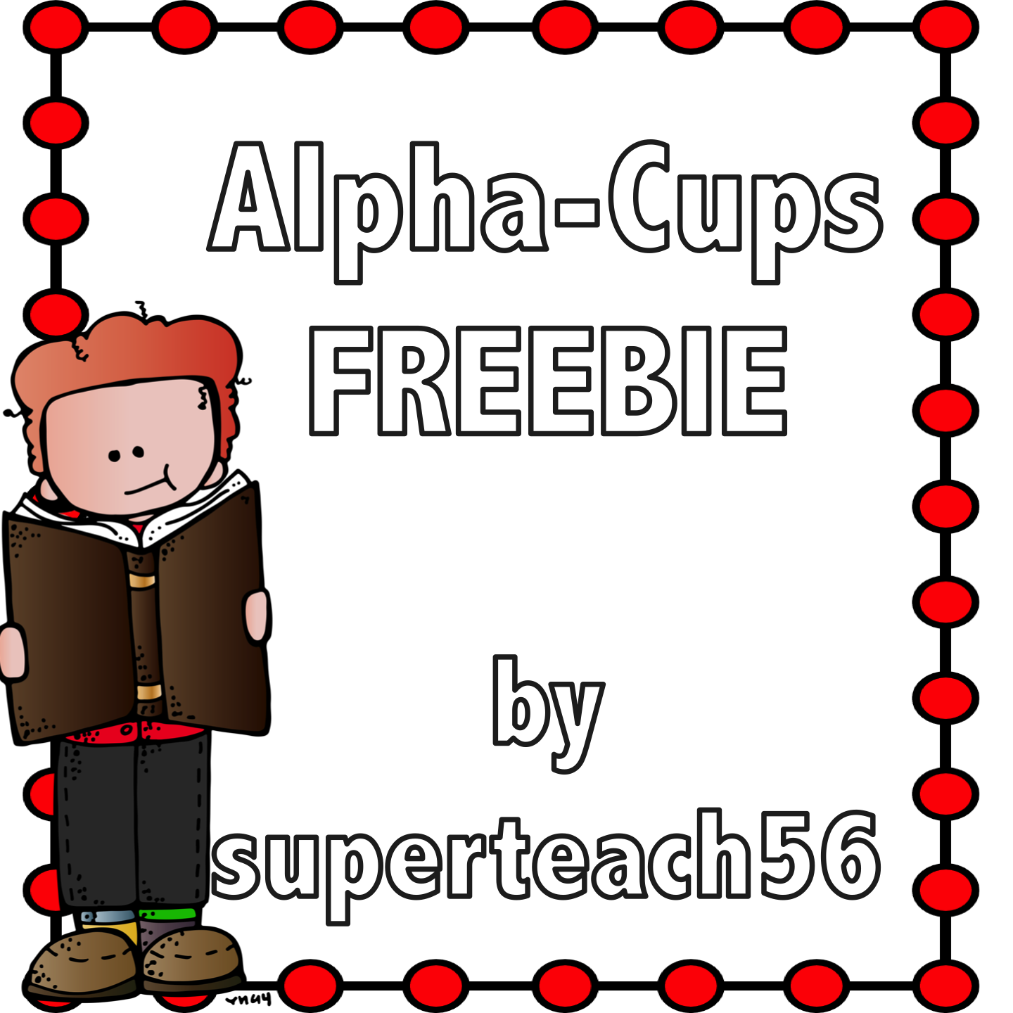 ALPHA CUP FREEBIES