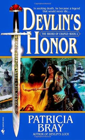 Devlin's Honor (The Sword of Change: Book 2) By Patricia Bray