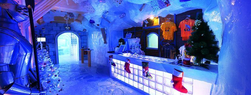 槟城-冰屋咖啡馆