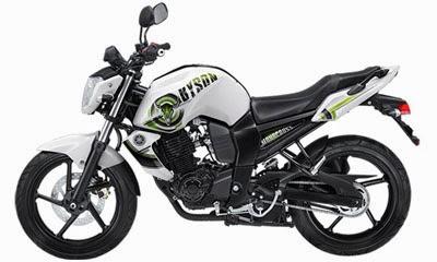 Motor Yamaha Byson Tahun 2014