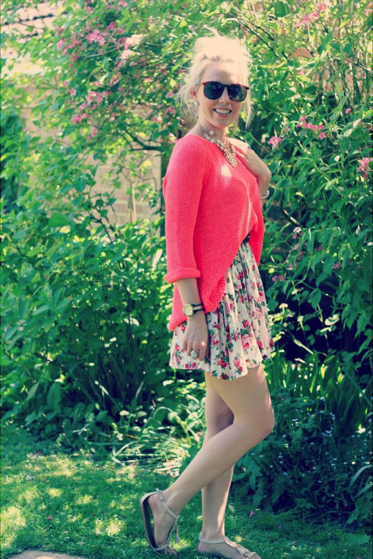 Marmalade - British Style Blog: Pink Flush