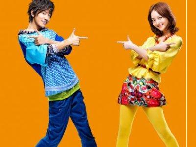 Sasaki Nozomi e Sato Takeru