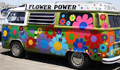 hippies minivan