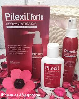 Tratamiento Pilexil anticaída a prueba