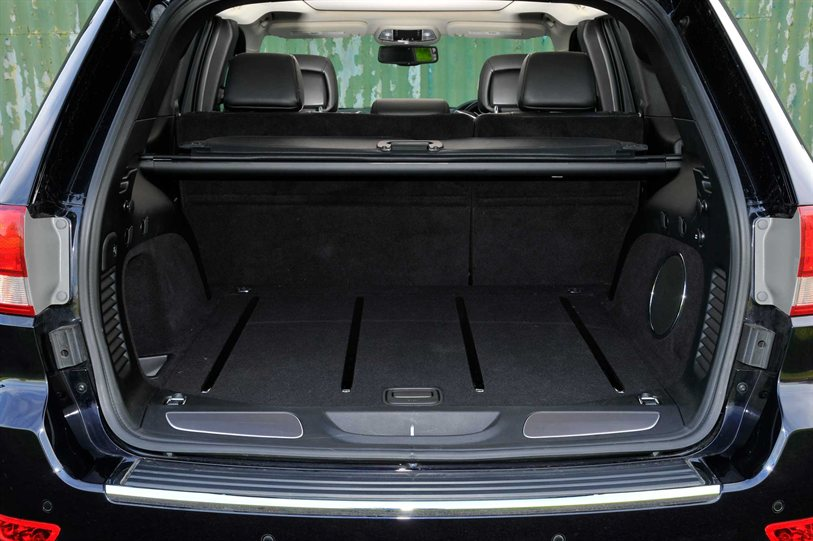 suv cargo capacity jeep grand autos post. Black Bedroom Furniture Sets. Home Design Ideas