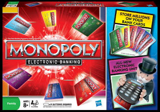 Monopoly giveaway