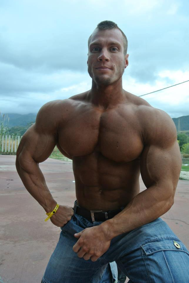 steroid guy