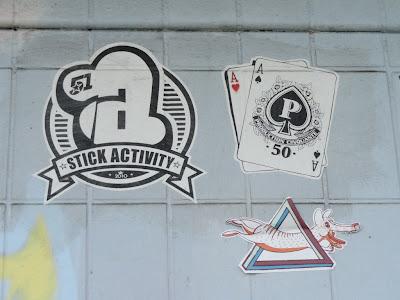 sticker P50