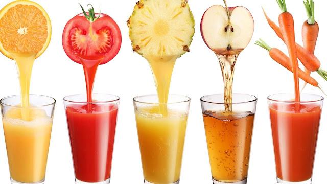 Ideal para tu dieta: zumos de verduras y frutas