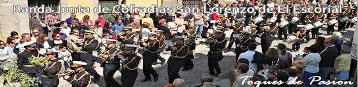 Banda Junta de Cofradias San Lorenzo de El Escorial