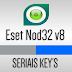 Sereais Keys ESET NOD32 8