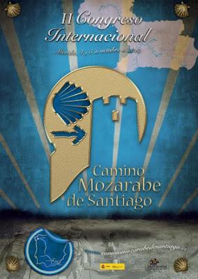 Convocado el II Congreso sobre el Camino Mozárabe de Santiago.