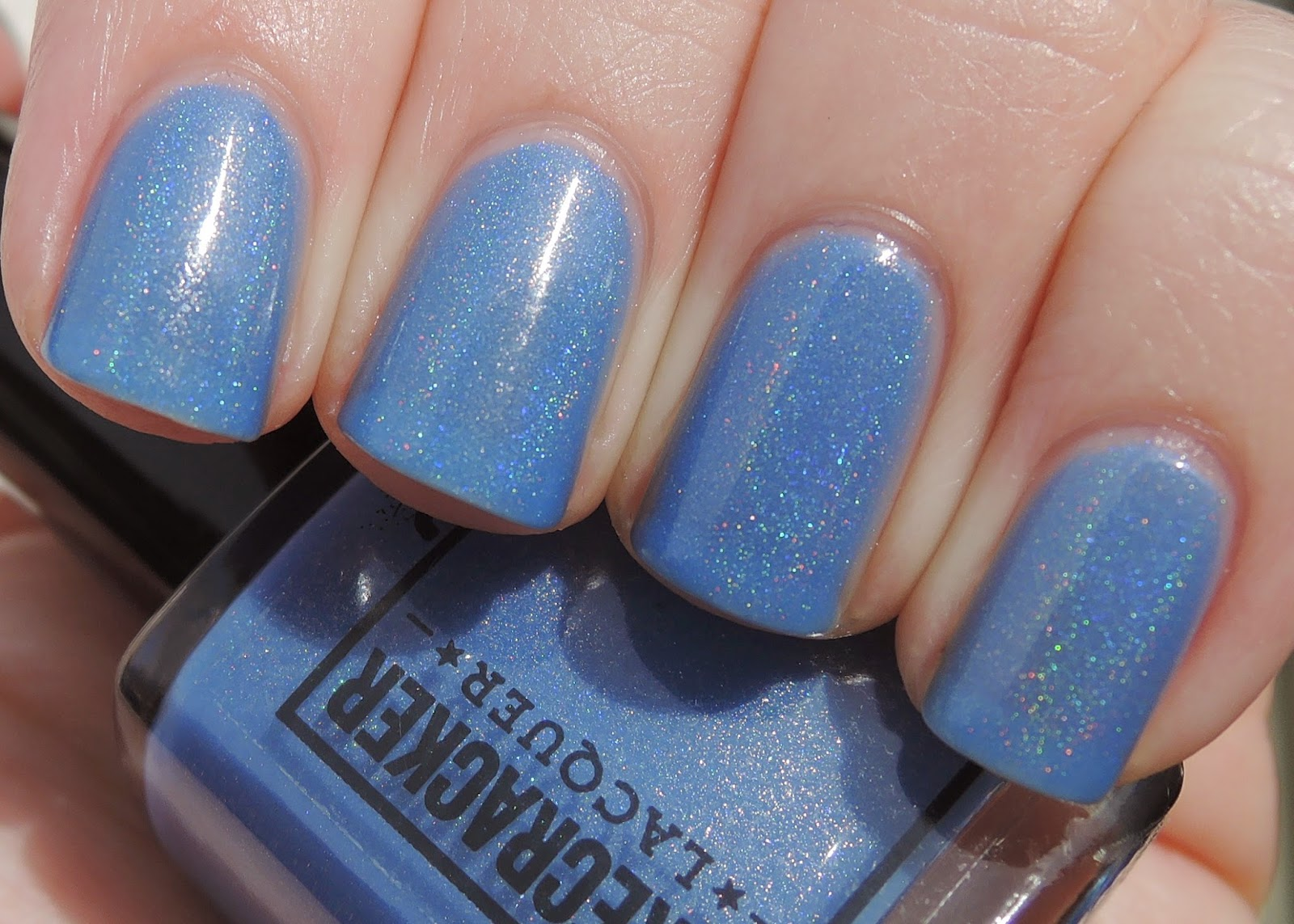 Firecracker Lacquer Macaw March