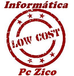 Informática Low Cost  Pc Zico