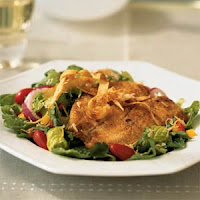 Tilapia Salad Recipe