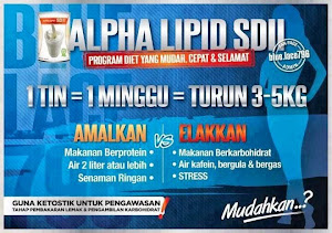 Alpha Lipid Slim Diet 2